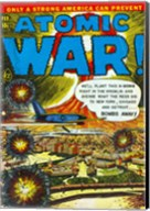 Atomic War Fine-Art Print