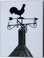 Weathervane, The Church of St Peter and St Mary Fine-Art Print
