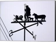Weathervane, Luton Fine-Art Print