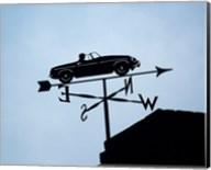 Automotive Weathervane Fine-Art Print
