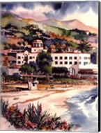 Hotel Laguna Fine-Art Print
