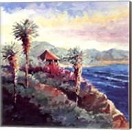 Laguna Gazebo Fine-Art Print