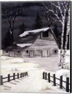 Winter's Frost Fine-Art Print