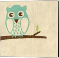 Best Friends- Owl Fine-Art Print