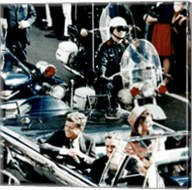 JFK Motorcade Dallas, TX Fine-Art Print