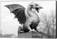 Dragon Statue Fine-Art Print