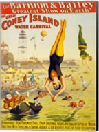Barnum & Bailey Coney Island Water Carnival Fine-Art Print