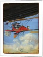 Aerostatic Cabrio, H.G. Dart Fine-Art Print