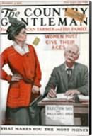 Election Day 1922 Fine-Art Print