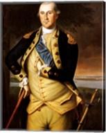 George Washington by Peale 1776 Fine-Art Print