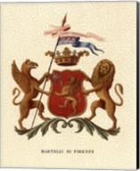 Stately Heraldry I Fine-Art Print