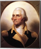Portrait of George Washington Fine-Art Print