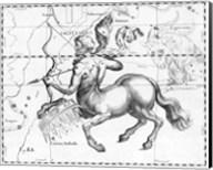 Sagittarius Hevelius Fine-Art Print
