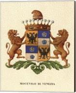 Stately Heraldry IV Fine-Art Print