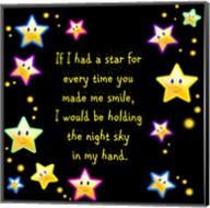 If I had a Star Fine-Art Print