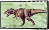 Tyrannosaurus Fine-Art Print