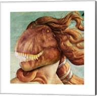 Birth of Raptor Fine-Art Print