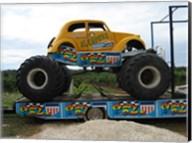 Monster Truck Beetle Fine-Art Print