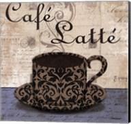 Cafe Latte -Petite Fine-Art Print