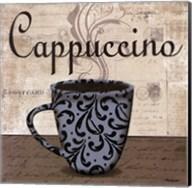 Cappuccino - petite Fine-Art Print