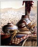 Southwest Pottery Fine-Art Print