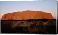 Ayers Rock Uluru-Kata Tjuta National Park Australia Fine-Art Print
