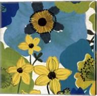 Garden Brights Cool IV Fine-Art Print