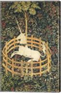 The Unicorn in Captivity Fine-Art Print