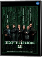 Expedition 16 The Matrix Crew Poster Fine-Art Print