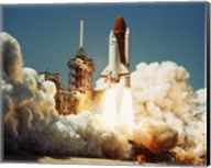 Space Shuttle Challenger Fine-Art Print