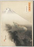 Dragon Rising to the Heavens Fine-Art Print