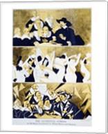 The Accidental Cubists Fine-Art Print
