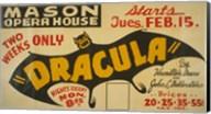 Dracula Fine-Art Print