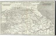1780 Bonne Map of Northern South America, Columbia, Venezuela, Brazil Fine-Art Print
