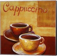 Cappuccino Mugs Fine-Art Print