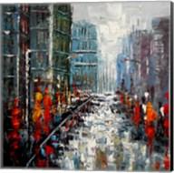 City Landscape Fine-Art Print