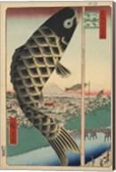 Koi Kites Fine-Art Print