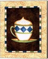 Mocha Lattee IV Fine-Art Print