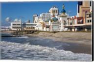 Boardwalk Casinos, Atlantic City, New Jersey, USA Fine-Art Print