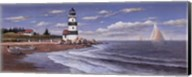 Lighthouse by Daylight Fine-Art Print