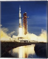Apollo Saturn V Fine-Art Print