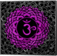 Sahasrara - Crown Chakra, Thousandfold Fine-Art Print