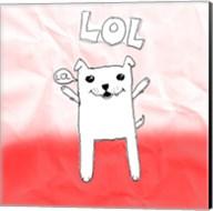 LOL Cat Fine-Art Print
