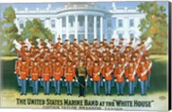 Marine Band at the White house Fine-Art Print
