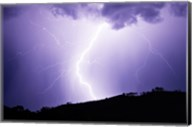 Lightning Strike 2007 Fine-Art Print