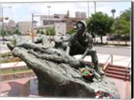 San Antonio Texas Vietnam Veterans Memorial Fine-Art Print