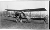 Allied Aircraft Before Flight Fine-Art Print