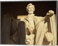 Lincoln Memorial, Washington, D.C. Fine-Art Print