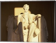 The Lincoln Memorial, Washington, D.C., USA Fine-Art Print