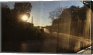 Reflection on a memorial wall, Vietnam Veterans Memorial Wall, Vietnam Veterans Memorial, Washington DC, USA Fine-Art Print
